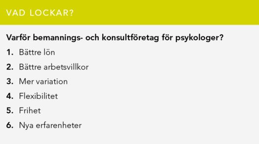 hur mycket tjänar psykologer