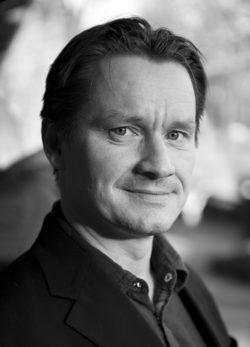Tobias Lundgren, enhetschef på Kompetenscentrum för psykoterapi.