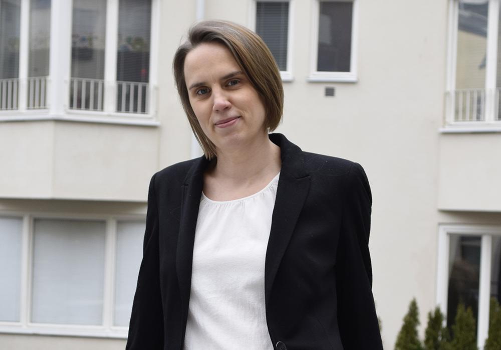 Susanna Bohman, psykolog och teamledare vid PBM:s enhet inom Vårdvalet, Stockholm City.
