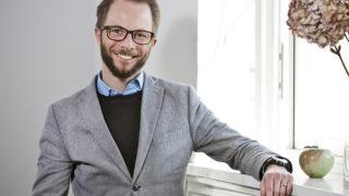 Josef Ericson, psykolog, organisationskonsult och key account manager för PBM i Göteborgsregionen. Foto: Patrik Bergenstav