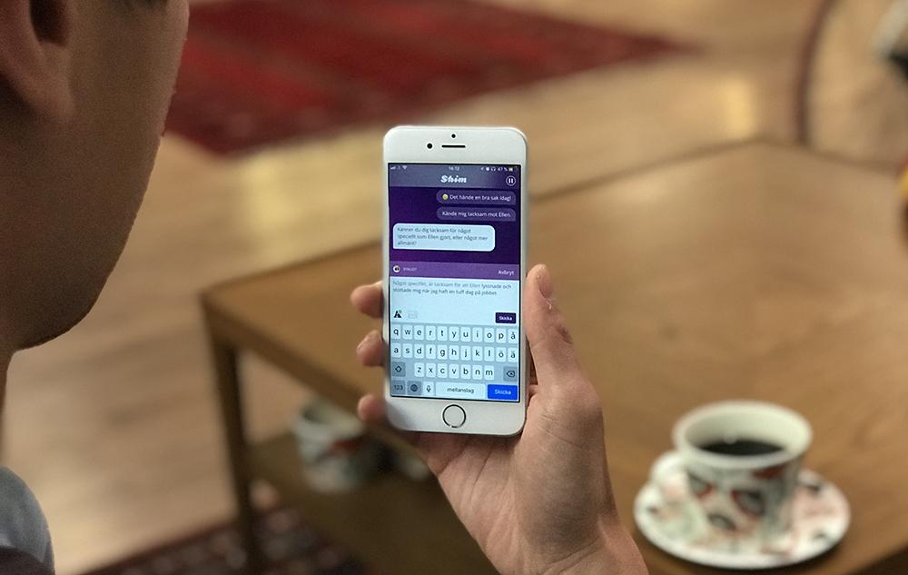 Hoa Lys app ska vara mer som ett gym än som ett sjukhus.
