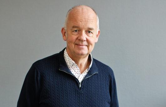 Anders Wahlberg, ordförande för Psykologförbundet. Foto: Johan Paulin
