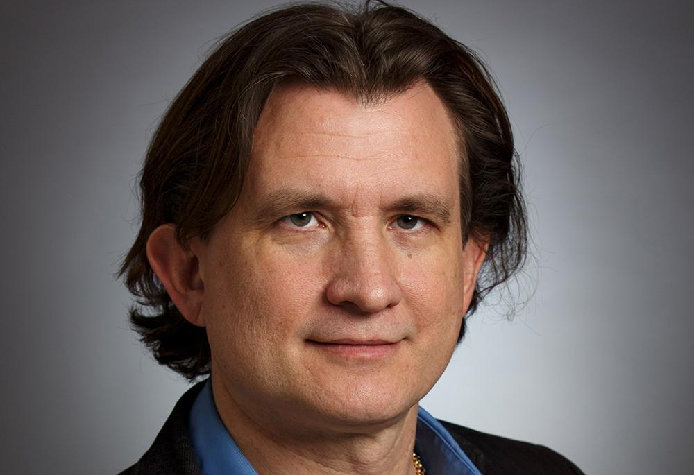 Martin Björklind, legitimerad psykolog och professionsstrateg på Psykologförbundet. Foto: Johan Paulin