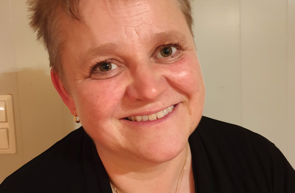 Ulrika Janzon, psykolog och styrgruppsledamot i Nätverket för primärvårdspsykologer.