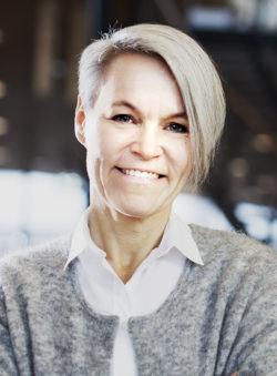 Margareta Friman, Karlstads universitet, forskar om transporter. Foto: Maria Obed