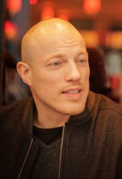 Psykologen och författaren Alexander Tilly. Foto: Kenneth Svedlund