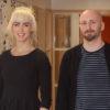 Ellen Lindén, psykolog och psykoterapeut på BUP och Philippe Wallner, PTP-psykolog på Nybro Hälsocentral. Foto: Fototjänster i Kalmar