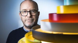 Paul Howard, psykolog och verksamhetsutvecklare inom Capio Psykiatri. Foto: Johan Marklund