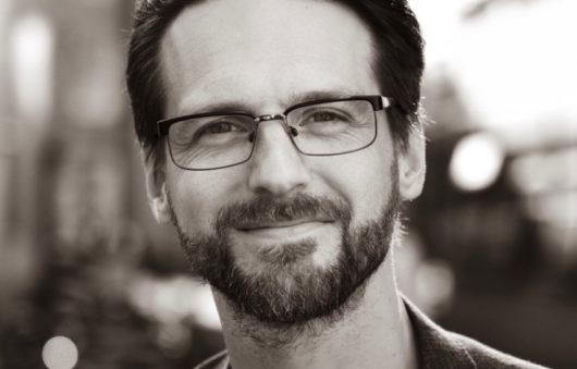 Kristofer Vernmark, psykolog och initiativtagare till nätverket Digitala psykologer.
