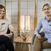 Laura Krohn, legitimerad psykolog och Eila Brandeker Hausmann, legitimerad psykolog och teamledare på Kognitiva Teamet Rehab. Foto: Thomas Henriksson