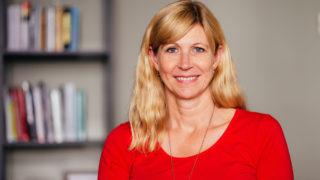 Sara Henrysson Eidvall, ordförande för Nationella föreningen för arbets- och organisationspsykologer. Foto: David Brohede