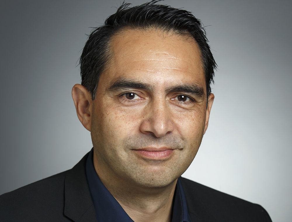 Jaime Aleite, förhandlingschef på Psykologförbundet. Foto: Johan Paulin