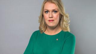 Lena Hallengren, socialminister. Foto: Kristian Pohl / Regeringskansliet