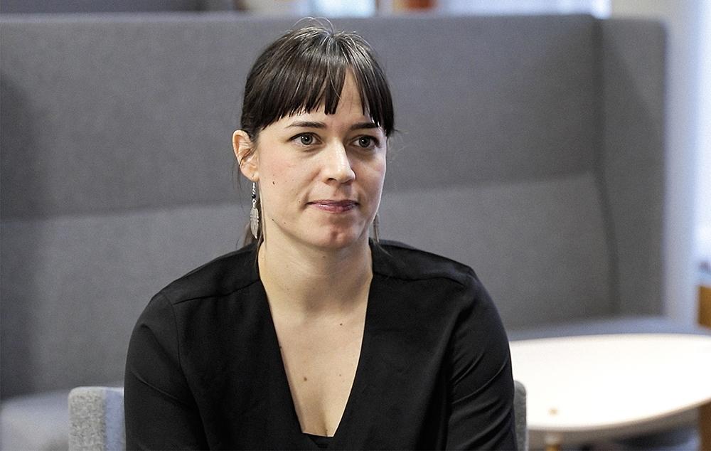 Nina Stühmeyer är studierektor för PTP-programmet. Hon tycker att det är fantastiskt att se PTP-psykologernas utveckling.