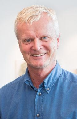 Bengt-Arne Andersson, ordförande Samordningsråd VUP VGR och verksamhetschef VUP, Södra Älvsborgs sjukhus.
