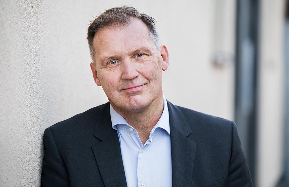 Lars Ahngnell, ordförande Samordningsråd BUP VGR och verksamhetschef BUP, NU-sjukvården.