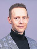 Martin Forster, Ansvarig för barnpsykologi på KRY