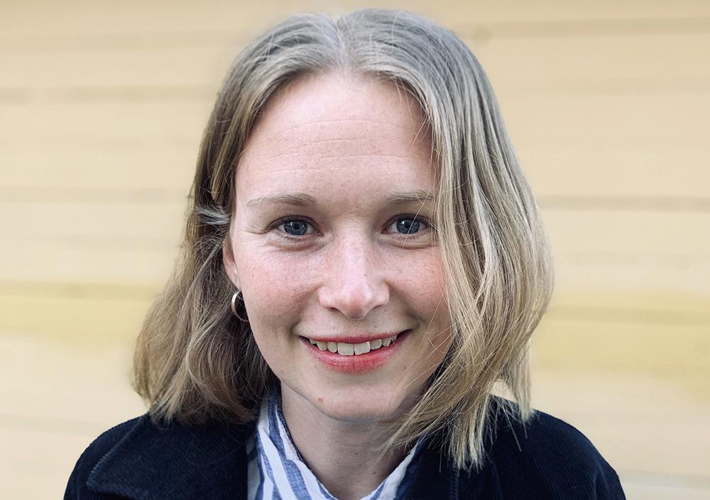 Maja Andersson, psykolog med inriktning mot dialektisk beteendeterapi och neuropsykiatrisk utredning och forskare på Karolinska Institutet.