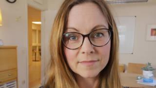 Linda Björnberg, psykolog inom primärvården i Region Örebro län och ledamot i Nätverket för primärvårdspsykologer.