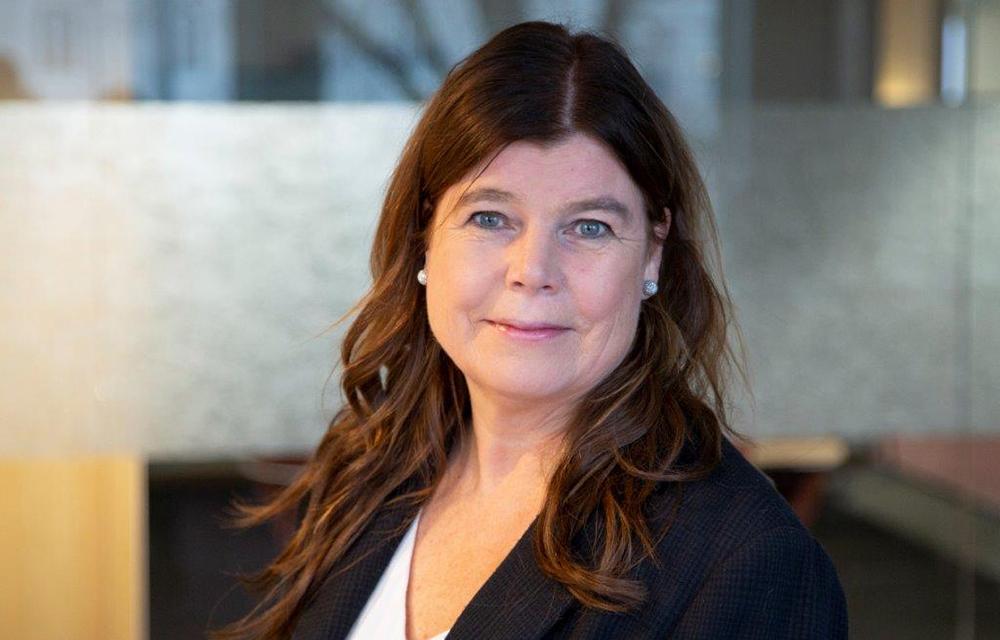Annika Lundmark, verksamhetschef och studierektor hos Landstinget i Kalmar län.