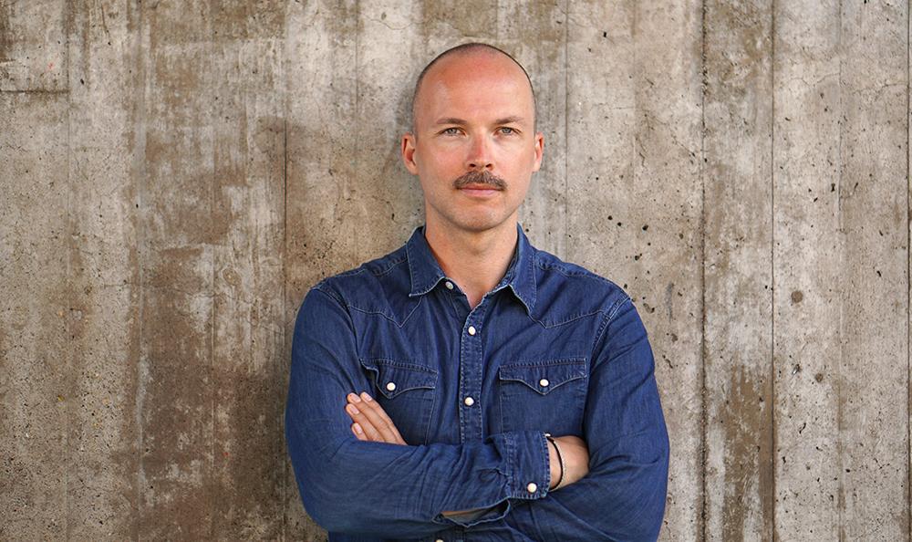 Fabian Lenhard, psykolog som forskar på Karolinska Institutets Centrum för psykiatriforskning.