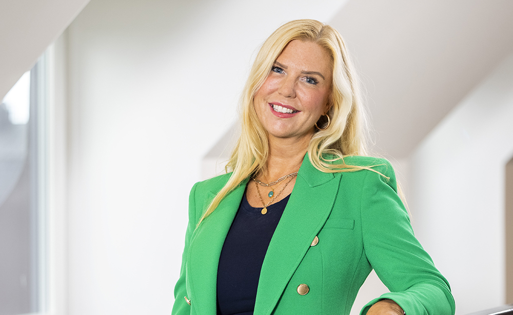 Gina Almegård, psykolog på Doktor.se. Foto: Gonzalo Irigoyen
