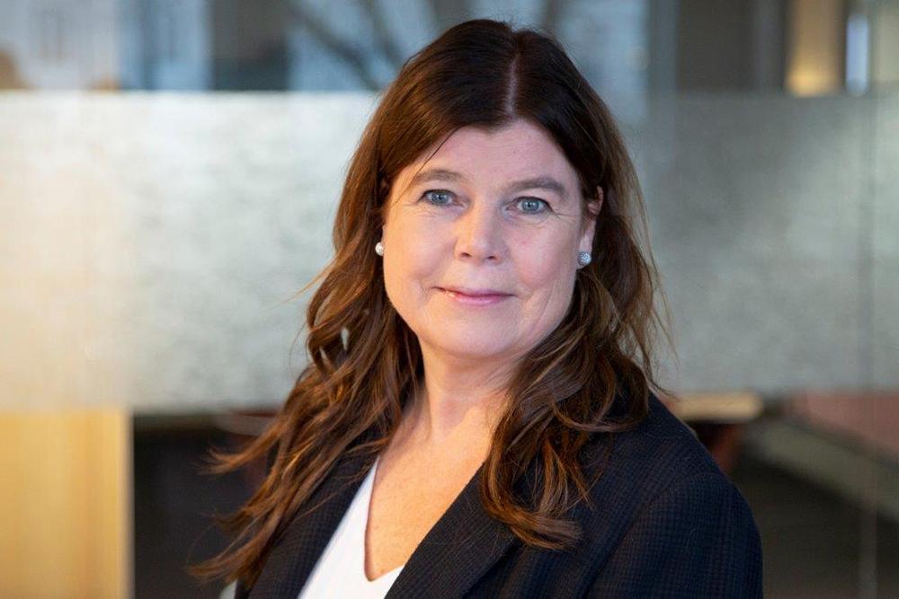 Annika Lundmark, verksamhetschef psykisk hälsa och studierektor i Region Kalmar län.