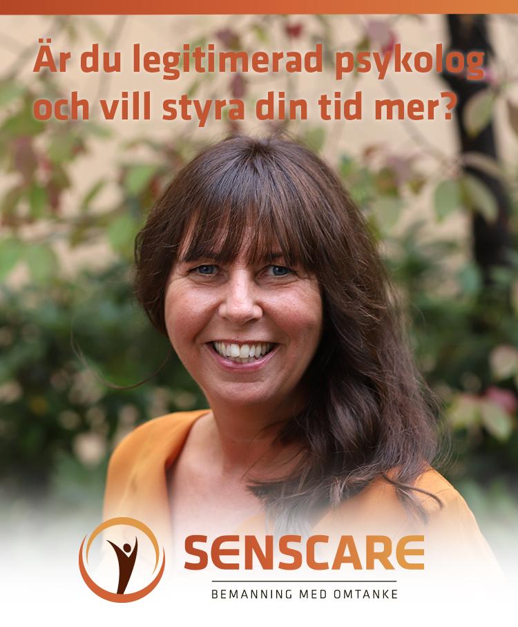 Sens Care annons